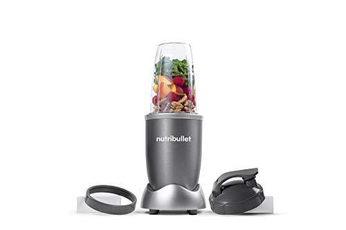 NutriBullet NBR-0601 Nutrient Extractor, 600W, Gray - PHUNUZ
