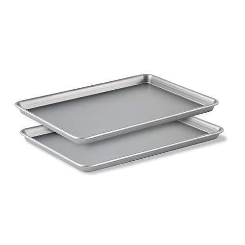 Calphalon Nonstick Bakeware, Baking Sheet, 2-Piece Set - PHUNUZ
