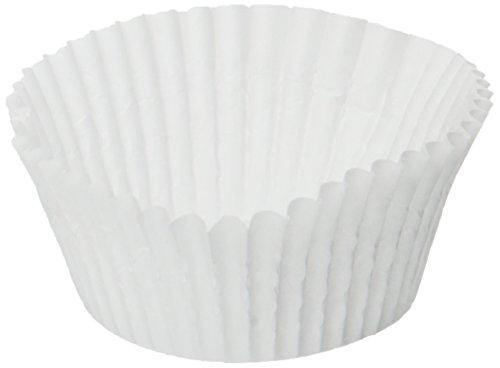 Standard Size White Cupcake Paper/Baking Cup/Cup Liners, Pack of 500 - PHUNUZ
