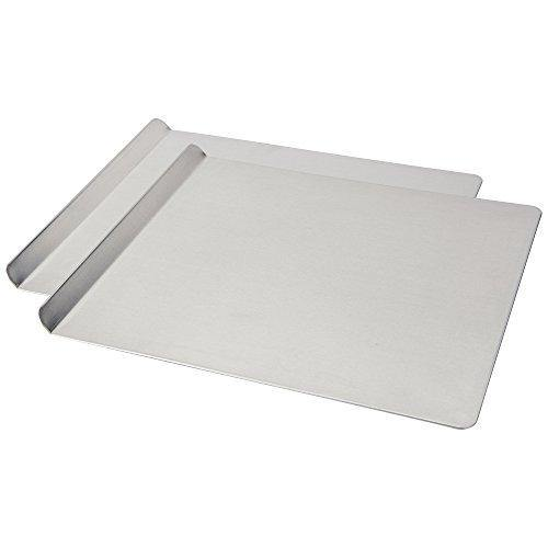 AirBake Natural 2 Pack Cookie Sheet Set, 16 x 14 in - PHUNUZ
