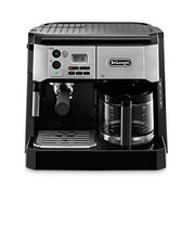Load image into Gallery viewer, De'Longhi BCO430BM All-in-One Combination Maker & Espresso Machine + Advanced Milk Frother for Cappuccino, Latte & Macchiato + Glass Coffee Pot 10-Cup