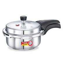 Load image into Gallery viewer, Prestige 2L Alpha Deluxe Induction Base Stainless Steel Pressure Cooker, 2.0-Liter