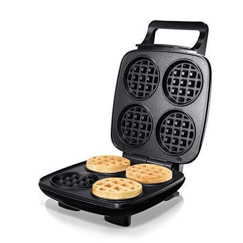 Burgess Brothers ChurWaffle Maker · Specialty Waffle Maker · Makes 4 Waffles at a Time · Premium Non-Stick Plates · Special Recipe to Make the Perfect Cornbread ChurWaffles & Waffles Every Time - PHUNUZ