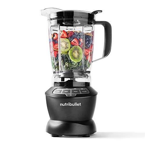 NutriBullet ZNBF30400Z Blender 1200 Watts, 1200W, Dark Gray - PHUNUZ