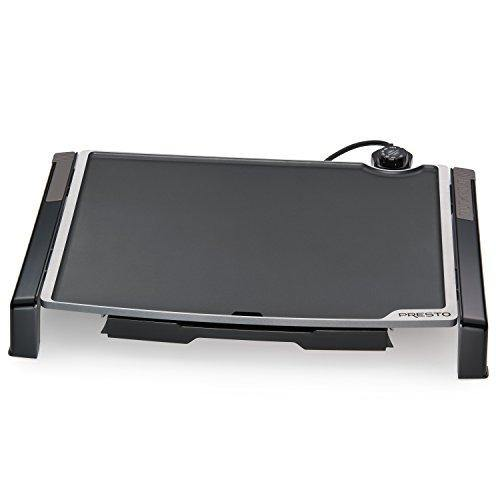 Presto 07073 Electric Tilt-N-fold Griddle, 19