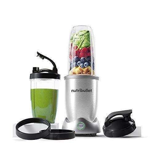 NutriBullet Pro Plus, One Size, Grey - PHUNUZ