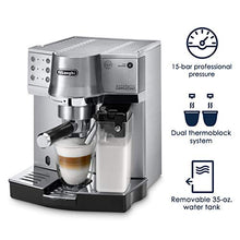 Load image into Gallery viewer, DeLonghi EC860 De'Longhi Espresso Maker, Stainless Steel