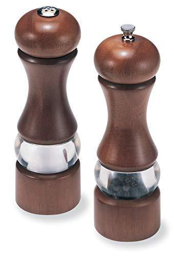 Olde Thompson Dover Pepper Mill & Salt Shaker, 7.5