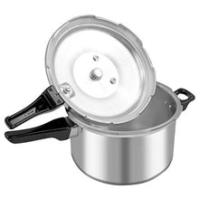Load image into Gallery viewer, Barton 8-Quart Aluminum Pressure Cooker Stovetop Fast Cooker Pot Pressure Regulator Fast Cooking Steam Release Valve
