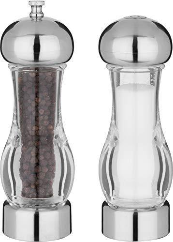 Trudeau Pepper Mill and Salt Shaker Set - PHUNUZ