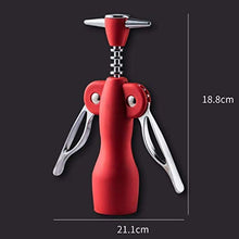 Load image into Gallery viewer, Vencort Wing Corkscrew Wine Opener Wine Bottle Opener Used in Kitchen Chateau Restaurant Bars Red