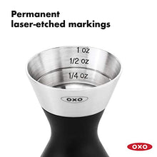 Load image into Gallery viewer, OXO SteeL Double Jigger