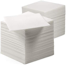 Load image into Gallery viewer, 200 Linen-Feel Beverage Napkins - Disposable Cocktail Napkins - Soft & Absorbant Elelgant Paper Napkins For Bar, Café, Restaurant Or Event