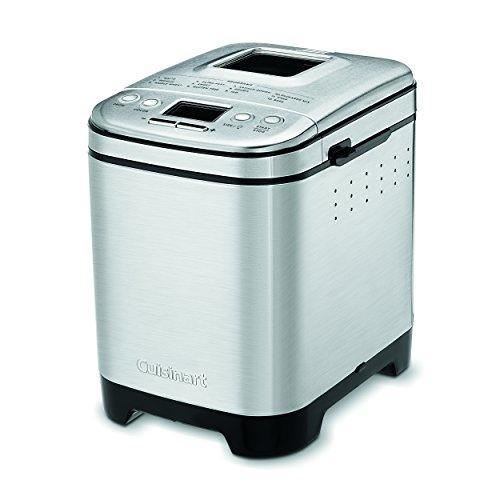 Cuisinart Bread Maker, Up To 2lb Loaf, New Compact Automatic - PHUNUZ