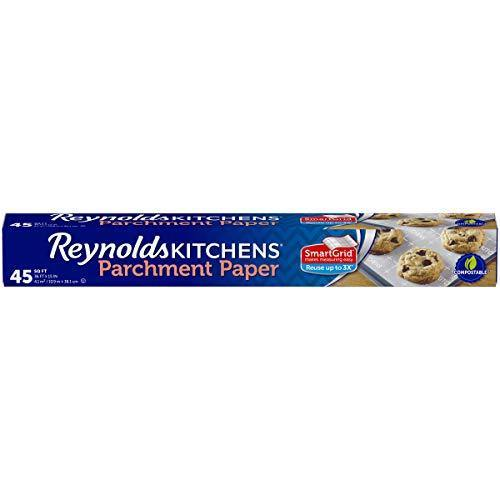 Reynolds Kitchens Parchment Paper, 15 in, 45 Sq Ft - PHUNUZ
