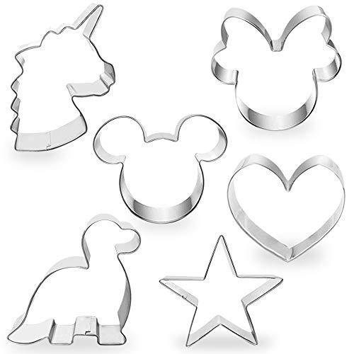 COTEY Cookie Cutters 4