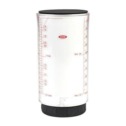 OXO Good Grips 2 Cup Adjustable Measuring Cup - PHUNUZ