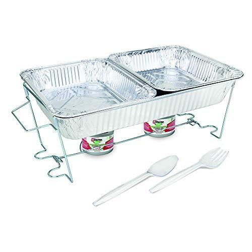 Sterno 70181 Buffet Kit, Full - PHUNUZ