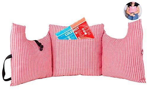 MOYOAMA Post Mastectomy Pillow After Breast Cancer Surgery or Breast Reduction | Soft Lumpectomy Pillow, Breast Cancer Pillows for Sleeping, Post Surgery Pillow | Great Breast Cancer Gifts for Women - PHUNUZ