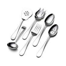 Load image into Gallery viewer, Towle Living 5072433 Basic 6-Piece Stainless Steel Hostess Set