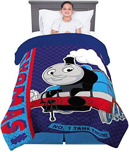 Thomas The Tank Engine and Friends Comforter Twin Size 64