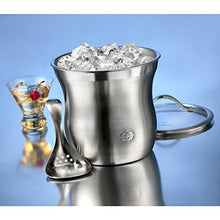 Load image into Gallery viewer, Caphalon Barware Stainless Steel Ice Bucket Set