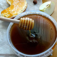Load image into Gallery viewer, DESIOLE Wooden Honey Mixing Stirrer Honey Dipper Sticks Honey Spoon