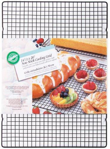 Wilton Nonstick Cooling Rack Grid, 14 1/2 by 20-Inch - PHUNUZ
