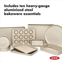 Load image into Gallery viewer, OXO Good Grips Non-Stick Pro 10-Piece Bakeware Set