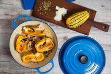 Load image into Gallery viewer, Le Creuset Enameled Cast Iron Signature Braiser, 5 qt. , Marseille