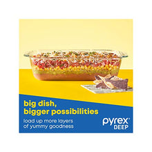 Load image into Gallery viewer, Pyrex Deep Baking Dish Set (6-Piece, BPA-Free Lids)