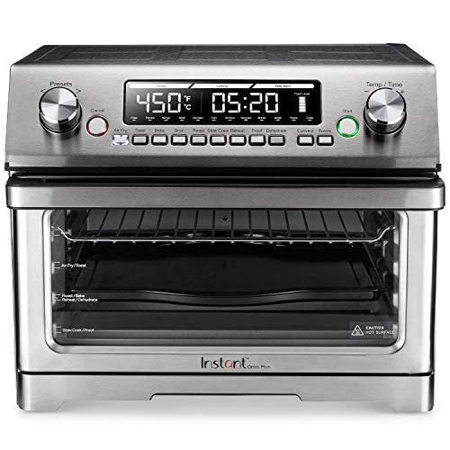 Instant Omni Plus Air Fryer Toaster Oven 11 in 1, 26L, Rotisserie, Reheat Pizza, XL - PHUNUZ