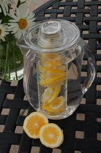 Load image into Gallery viewer, Prodyne Fruit Infusion Flavor Pitcher, 2.9 qt clear, 93 oz