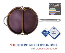 Load image into Gallery viewer, TECHEF - Frittata and Omelette Pan, Coated with New Teflon Select/Non-stick Coating (PFOA Free) (Purple)