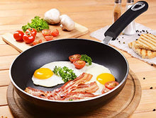 Load image into Gallery viewer, Utopia Kitchen 11 Inch Nonstick Frying Pan - Induction Bottom - Aluminum Alloy and Scratch Resistant Body - Riveted Handle - Dishwasher Friendly