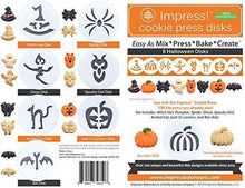 Load image into Gallery viewer, Halloween 8 Disk Set for Cookie Presses - PHUNUZ