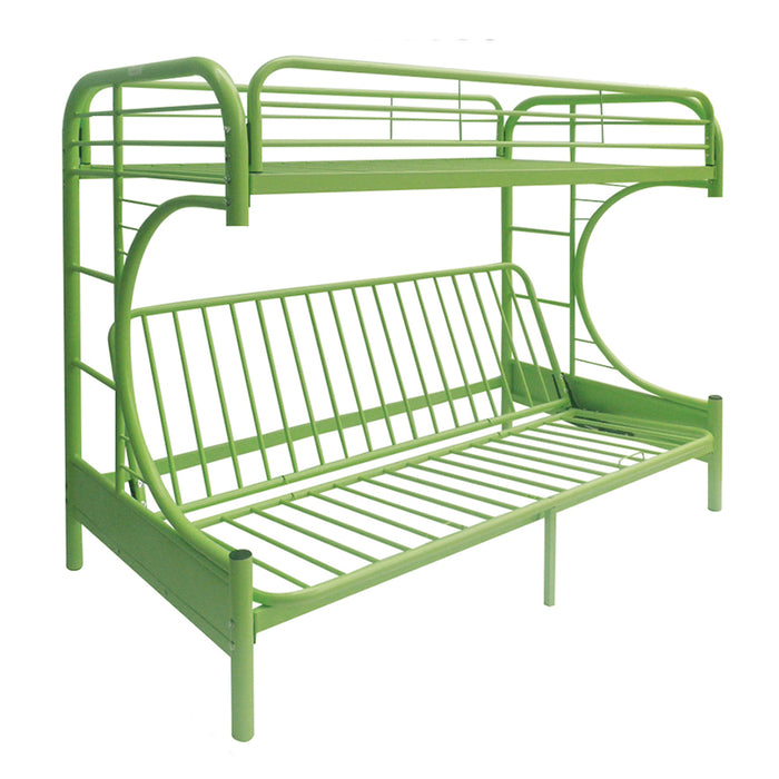 Eclipse Green Bunk Bed (Twin/Full/Futon) image