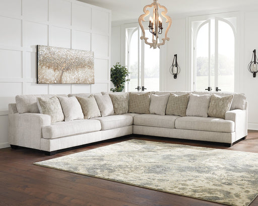 Rawcliffe Signature Design by Ashley 3-Piece Sectional image