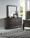 Louis Philippe Dark Gray Dresser image
