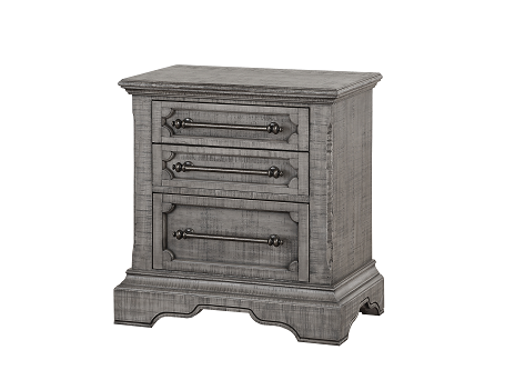 Artesia Salvaged Natural Nightstand image