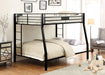 Limbra Sandy Black Full XL/Queen Bunk Bed image