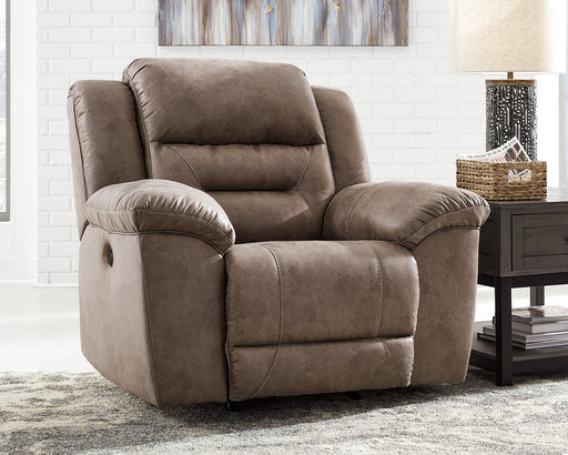 Stoneland Signature Design by Ashley Power Rocker Recliner image