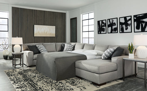 Marsing Nuvella Benchcraft 5-Piece Sleeper Sectional with Chaise image