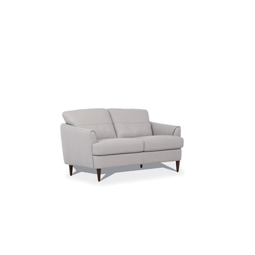 Acme Furniture Helena Loveseat in Pearl Gray 54576 image