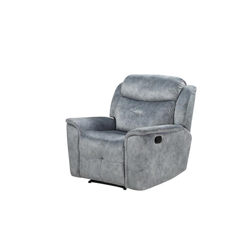 Acme Furniture Mariana Recliner in Silver Gray 55032 image