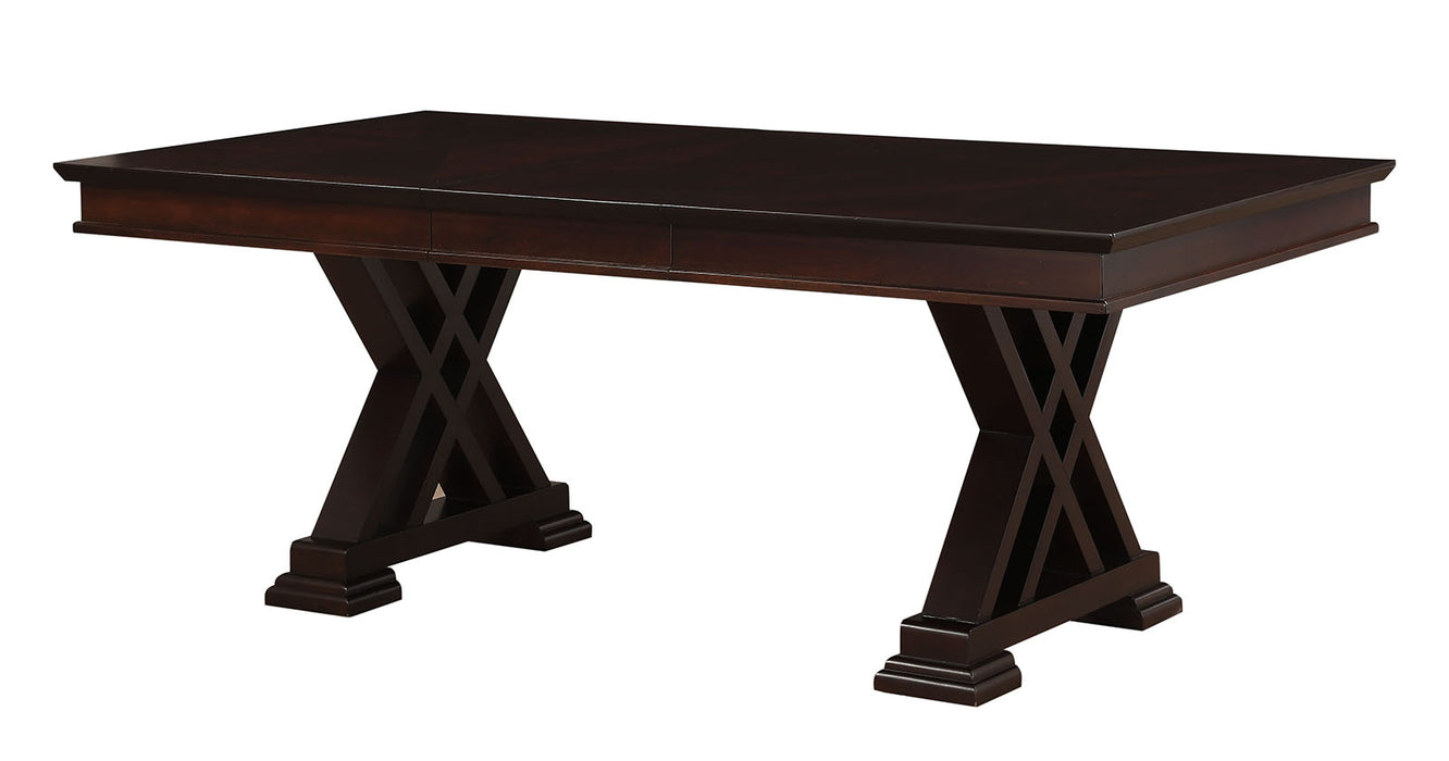 Acme Furniture Katrien Dining Table in Espresso 71855 image