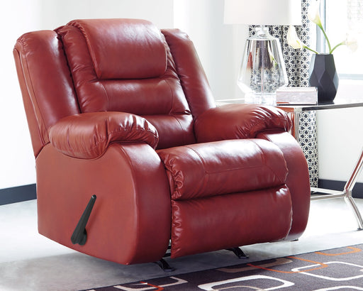 Vacherie Signature Design by Ashley Rocker Recliner image