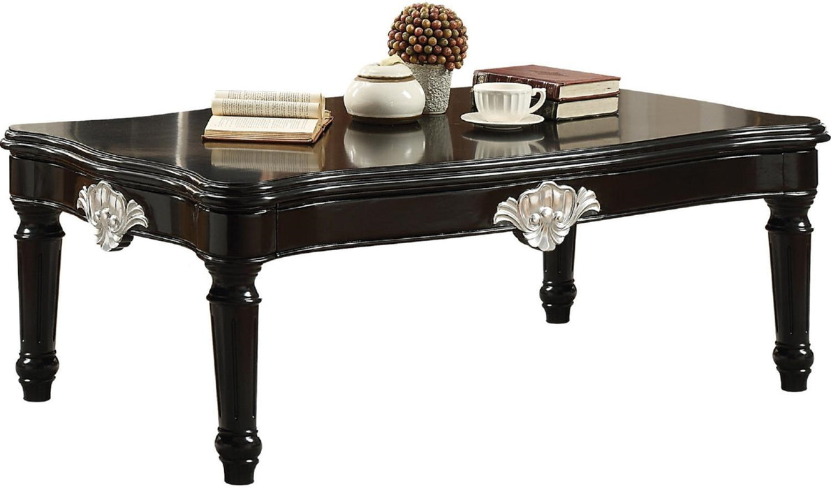 Acme Furniture Ernestine Coffee Table in Black 82110 image