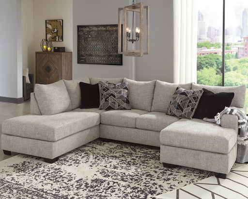 Megginson Benchcraft 2-Piece Sectional with Chaise image