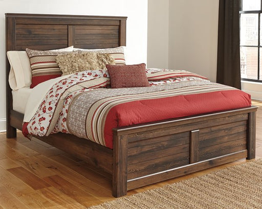 Quinden Signature Design by Ashley Bed image